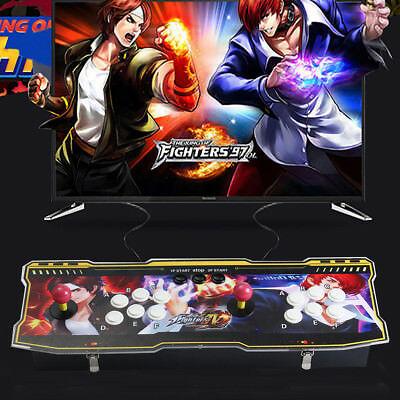 986 in 1 Pandora's Box 5S Fight Game Console Gamepad HD VGA&HDMI Heros of Storm