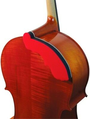AcoustaGrip Virtuoso Cello Pad Red