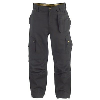 "Trademark Trouser - Black 34"" Leg"