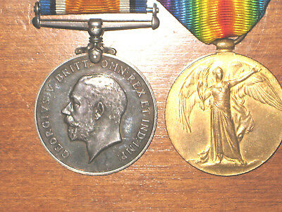 WW1 British Medal Group named to Vallence nice