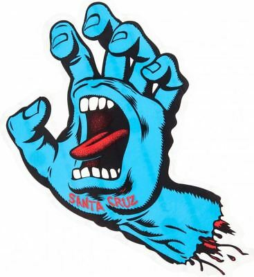 Santa Cruz Screaming Hand Sticker - XL - 15cm / 6""