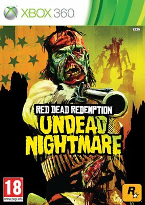 Red Dead Redemption: Undead Nightmare XBOX360 - versione italiana