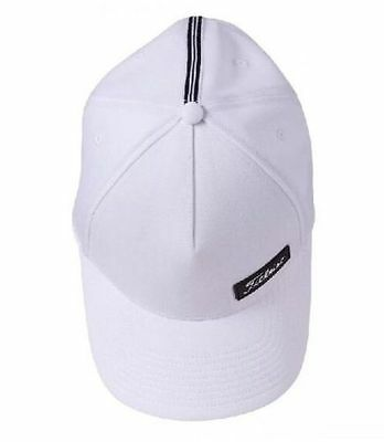 e5613168e99 NEW 2017 TITLEIST West Coast Legacy Golf Hat White M L TH7FWC-P12 ...