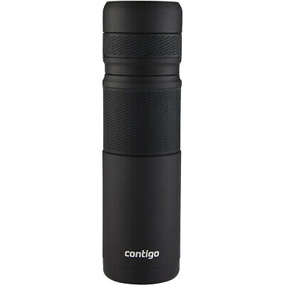 Contigo 25 oz. Thermalock Stainless Steel Travel Thermal Bottle - Black