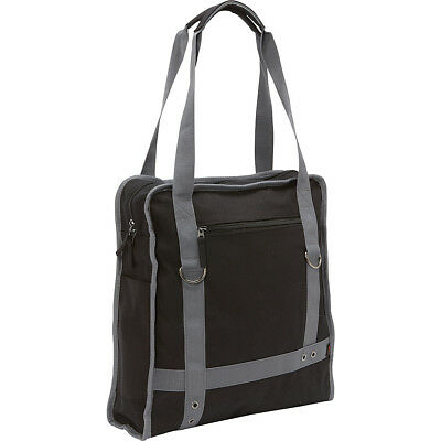 Bellino Expresso Canvas Laptop Tote 2 Colors Women's Business Bag NEW
