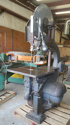 Tannewitz 30'' Bandsaw - 43'' x 28'' Table and up to 15'' Cutting height