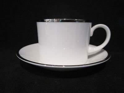 Wedgwood REFLECTION - Can Cup and Saucer