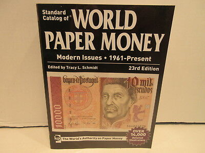 Standard Catalog of World Paper Money 23rd ed. Vol. 3 Modern Issues 1961-Present