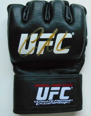 CONOR MCGREGOR - personally signed glove UFC CHAMPION