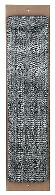 43172 Trixie Cat Scratching Sisal Hanging Wall Board/Mat Extra Large GREY