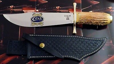 Case 1989 Centennial Stag Bowie Knife The ACTUAL SHOWN IN Catalog PROTOTYPE! NR