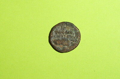 Authentic Ancient GREEK COIN of ALEXANDER THE GREAT 320 BC club bow case antique