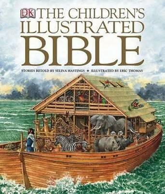 NEW The Children's Illustrated Bible, Small Edition By Selina Hastings Hardcover