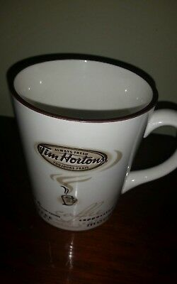 Vintage Tim Hortons Always Fresh Ceramic Coffee Mug Cup- Excellent Condition