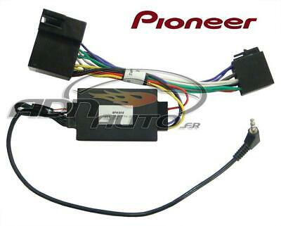 Interface commande au volant pour Seat ISO Pioneer