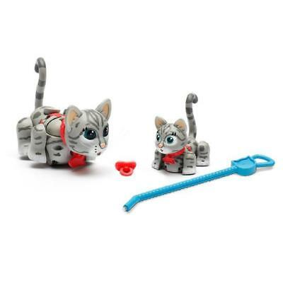 PET PARADE Famille Chat + Chaton Egyptien