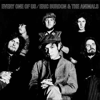 Eric Burdon & the Animals - Every One Of Us [New CD] Holland - Import