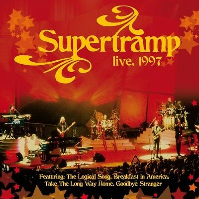 Supertramp - Live [New CD] England - Import