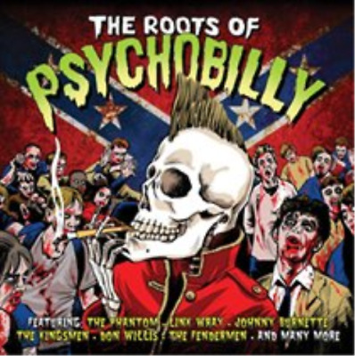 """Various Artists-The Roots of Psychobilly  (UK IMPORT)  Vinyl / 12"""" Album NEW"""