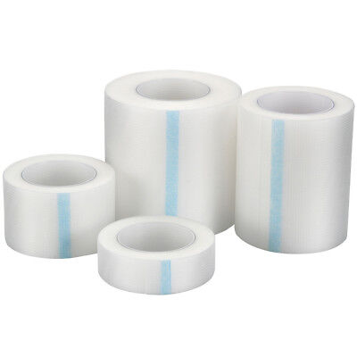 Practical 1.25cm Clear Adhesive Tape Wound Dressing Medical Fixation Bandage