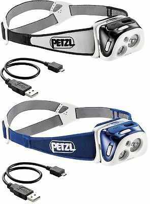 Petzl Reactik 220 Lumens Headlamp