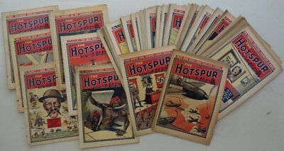Hotspur comic 1940 x 44 Most VG to Fine (phil-comics)
