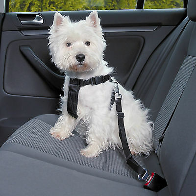 Trixie Adjustable Dog Car Harness - All Sizes