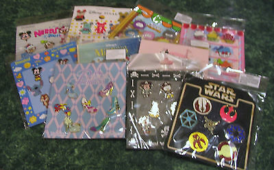 Disney Trading Pins 21 PIN SALUTE  Random 7 pin Booster Sets Lot of 3 MY CHOICE!