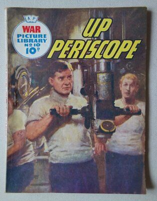 War Picture Library comic #10 (1959) FN (phil-comics)