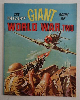 Valiant comic #2 FREE GIFT - 13 Oct 1962 World War Two Book FN/VFN (phil-comics)
