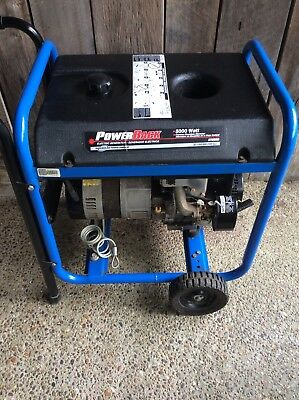 PowerBack Electric Generator 5000 watts