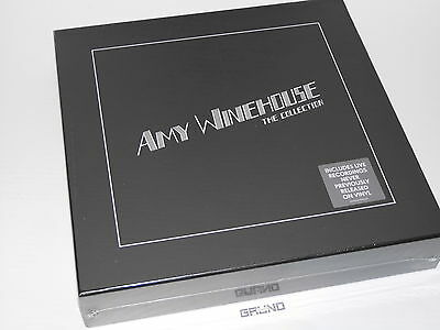 8 LP-BOX: Amy Winehouse – The Collection, Limited, NEU & OVP (A8/1/99.35)