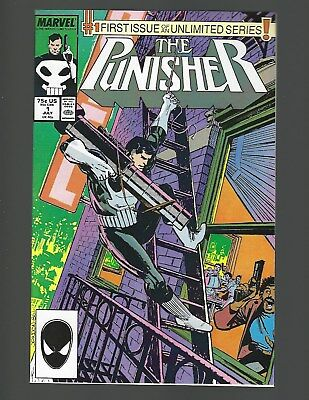 Punisher #1 Unlimited Series
