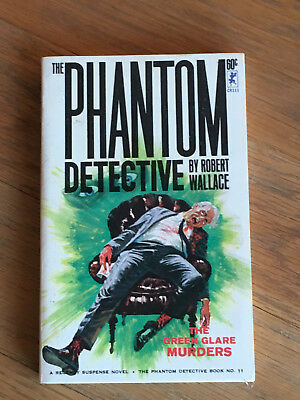 The Phantom Detective - The Green Glare Murders - Robert Wallace - Corinth No.11