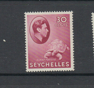 A very nice old unused Seychelles George VI 30 Cents issue