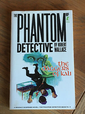 The Phantom Detective - The Daggers of Kali - Robert Wallace - Corinth No.6