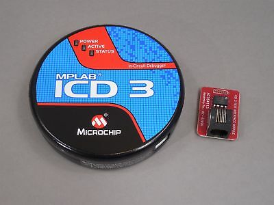 Microchip MPLAB ICD In-circuit Debugger DV164035