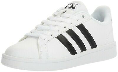 ADIDAS NEO CLOUDFOAM Advantage Womens Sneakers White Athletic Skate Shoes AW4287