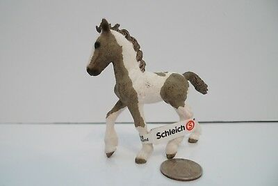 Schleich 13774 Tinker Foal Baby Horse Figure - Hand Painted - w/ tag !!! 2014