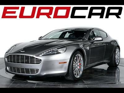 2012 Aston Martin Rapide Base Sedan 4-Door 2012 Aston Martin Rapide - Heated & Ventilated Seats, Clear Taillights, Pristine