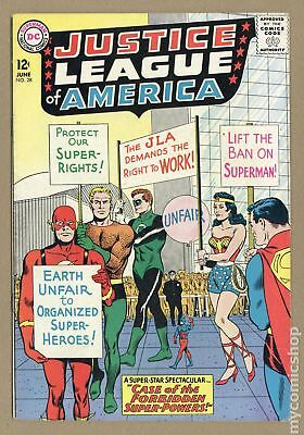 Justice League of America (1960 1st Series) #28 VG/FN 5.0