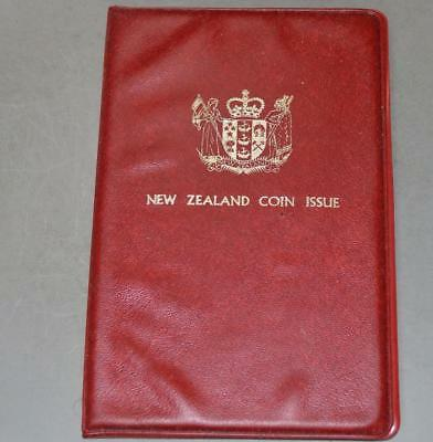 New Zealand 1975 Uncirculated Set