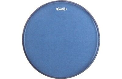 Evans Hydraulic Bass Drumhead Blue 22 in.