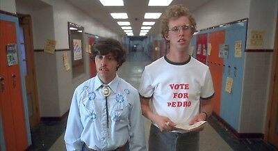 Vote for Pedro Shirt Napoleon Dynamite Funny Costume