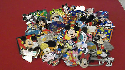 Lot of 50 Disney Trading Pins_Free Shipping_No Doubles_Great  Assort._P12
