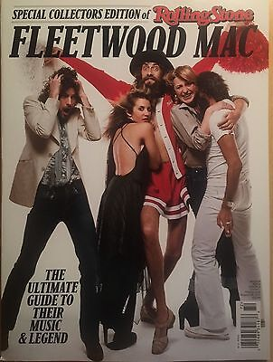 Fleetwood Mac - Special Collector's Edition Of Rolling Stone (New Magazine)