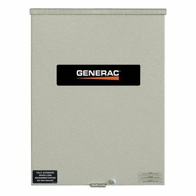 New Generac RXSW200A 200 Amp Smart Transfer Switch