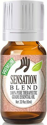 Aromatherapy Sensation Blend Therapeutic Essential Oil 10ml by Healing Solutions