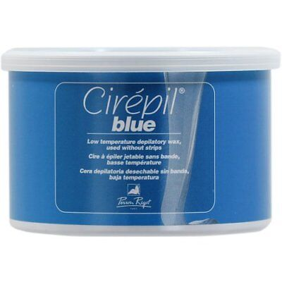 Blue Wax For Faster Hair Removal Used without Strips 14.11 oz by Cirepil
