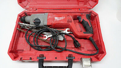 Milwaukee 5262-21 7/8-inch SDS Plus Rotary Hammer Drill 01/B57360A
